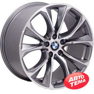 Купить REPLICA BMW BK923 GP R20 W11 PCD5x120 ET37 DIA74.1