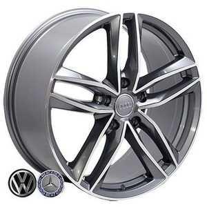 Купить REPLICA AUDI BK690 GP R19 W8.5 PCD5x112 ET35 DIA66.6