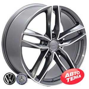 Купить REPLICA MERCEDES BK690 GP R18 W8 PCD5x112 ET42 DIA66.6