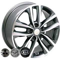 Купить REPLICA KIA BK846 GP R17 W7 PCD5x114.3 ET45 DIA67.1