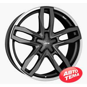 Купить ATS Temperament blizzard grey lip polished R18 W8.5 PCD5x130 ET55 HUB71.6