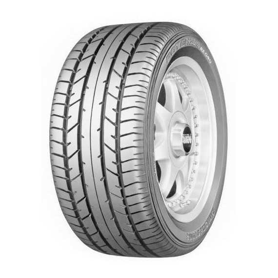 Летняя шина BRIDGESTONE Potenza RE040 - Интернет магазин резины и автотоваров Autotema.ua