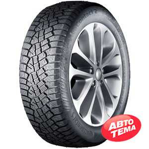 Купить Зимняя шина CONTINENTAL ContiIceContact 2 235/65R18 100T (Шип)