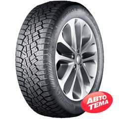 Купить Зимняя шина CONTINENTAL ContiIceContact 2 245/45R17 99T (Под шип)