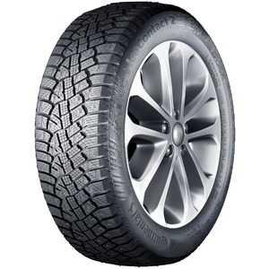 Купить Зимняя шина CONTINENTAL ContiIceContact 2 245/55R19 103T (Шип)