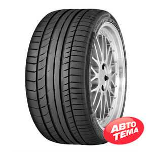 Купить Летняя шина CONTINENTAL ContiSportContact 5P 325/40R21 113Y