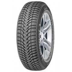 Зимняя шина MICHELIN Alpin A4 - Интернет магазин резины и автотоваров Autotema.ua