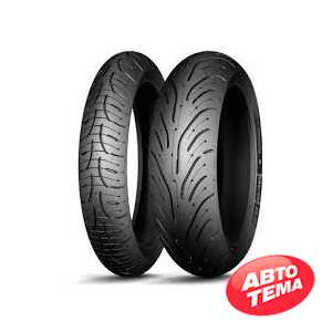 Купить MICHELIN PILOT ROAD 4 190/55R17 75W Rear TL