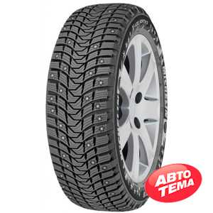 Купить Зимняя шина MICHELIN X-ICE NORTH XIN3 195/55R16 91T (Шип)