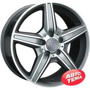 Купить REPLAY MR64 GMF R17 W7.5 PCD5x112 ET37 HUB66.6