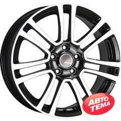 Купить REPLICA LegeArtis Concept FD510 BKF R16 W6.5 PCD5x108 ET50 HUB63.3