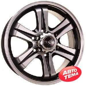 Купить TECHLINE  722 HB R17 W7 PCD6x139.7 ET38 HUB100.1