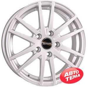 Купить TECHLINE 535 S R15 W6 PCD4x100 ET45 HUB67.1