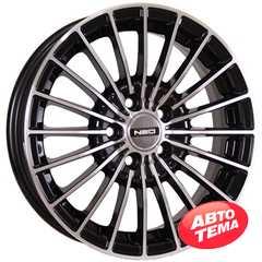 Купить TECHLINE Neo 537 BD R15 W6 PCD5x112 ET45 HUB57.1