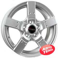 Купить TECHLINE TL-504 S R15 W6 PCD4x108 ET52.5 HUB63.4