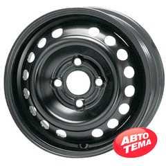 Купить TREBL 64E45M Black R15 W6 PCD4x114.3 ET45 HUB66.1