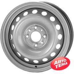 Купить TREBL TREBL 64L35F Silver R15 W6 PCD5x110 ET35 HUB65.1
