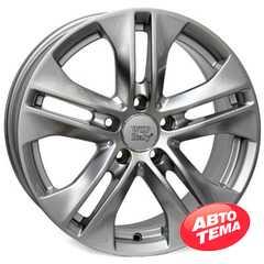 Купить WSP ITALY Camerota W764 SILVER R17 W8 PCD5x112 ET38 DIA66.6