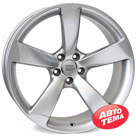 Купить WSP ITALY GIASONE W567 HYPER SILVER R18 W7.5 PCD5x112 ET54 HUB57.1