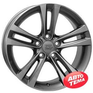 Купить WSP ITALY Zeus W680 ANTHRACITE POLISHED R18 W8.5 PCD5x120 ET47 HUB72.6