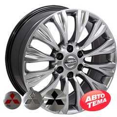 Купить ZW D9051 HB R20 W8 PCD6x139.7 ET35 DIA77.8