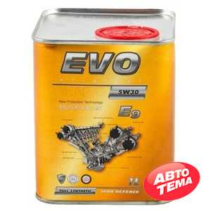 Купить Моторное масло EVO E9 5W-30 SN/CF (1л)