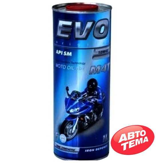 Масло для мотоциклов EVO MOTO M4T - Интернет магазин резины и автотоваров Autotema.ua
