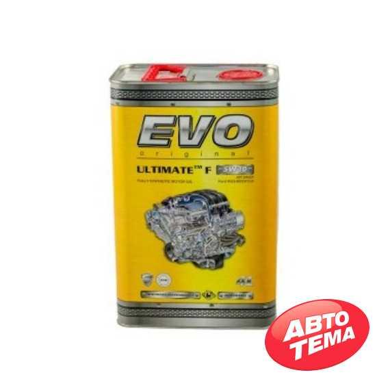 Моторное масло EVO ULTIMATE F - Интернет магазин резины и автотоваров Autotema.ua