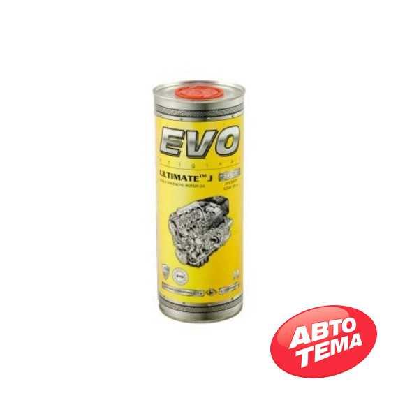 Моторное масло EVO ULTIMATE J - Интернет магазин резины и автотоваров Autotema.ua