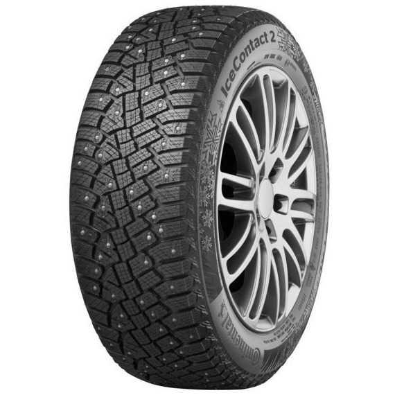 Зимняя шина CONTINENTAL ContiIceContact 2 SUV - Интернет магазин резины и автотоваров Autotema.ua