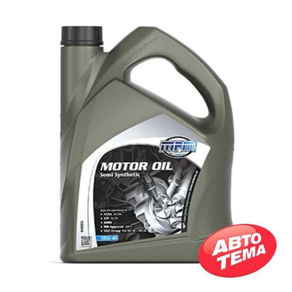 Моторное масло MPM Motor Oil Semi Synthetic - Интернет магазин резины и автотоваров Autotema.ua