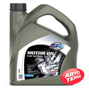 Купить Моторное масло MPM Motor Oil Semi Synthetic 10W-40 (20л)