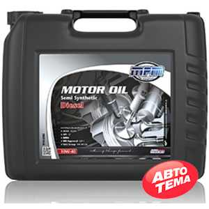 Купить Моторное масло MPM Motor Oil Semi Synthetic Diesel 10W-40 (20л)
