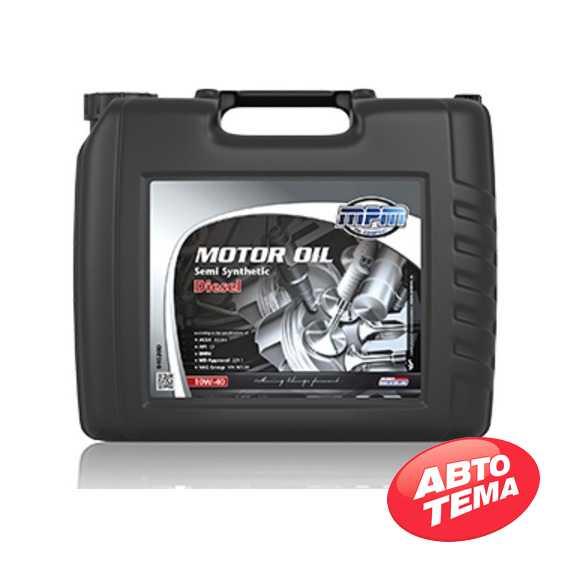 Моторное масло MPM Motor Oil Semi Synthetic Diesel - Интернет магазин резины и автотоваров Autotema.ua