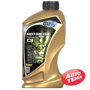 Купить Моторное масло MPM Motor Oil Premium Synthetic C3 5W-40 (1л)