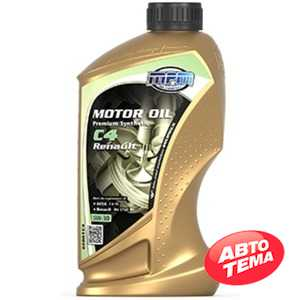 Купить Моторное масло MPM Motor Oil Premium Synthetic C4 5W-30 Renault (1л)