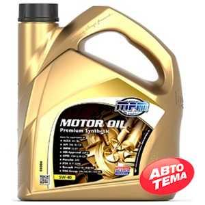 Купить Моторное масло MPM Motor Oil Premium Synthetic 5W-40 (5л)