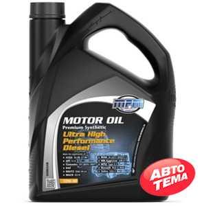 Купить Моторное масло MPM Motor Oil Premium Synthetic Ultra High Performance Diesel 10W-40 (5л)