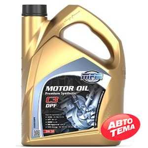 Купить Моторное масло MPM Motor Oil Premium Synthetic C3 5W-30 DPF (5л)