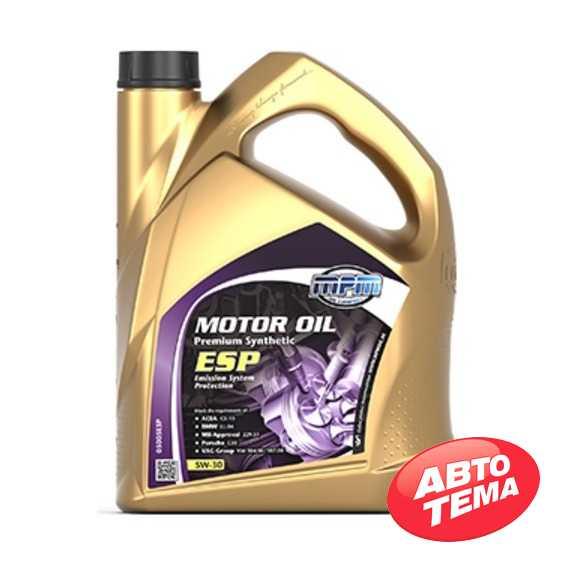 Моторное масло MPM Motor Oil Premium Synthetic ESP - Интернет магазин резины и автотоваров Autotema.ua
