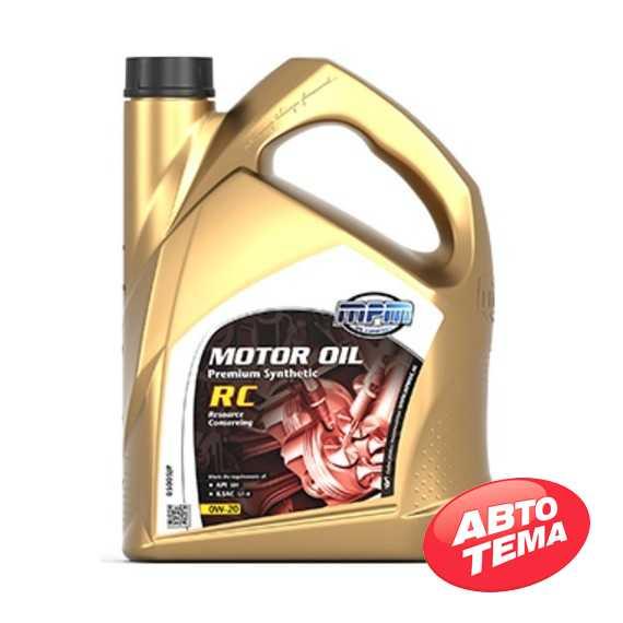 Моторное масло MPM Motor Oil Premium Synthetic Japanese Tech - Интернет магазин резины и автотоваров Autotema.ua