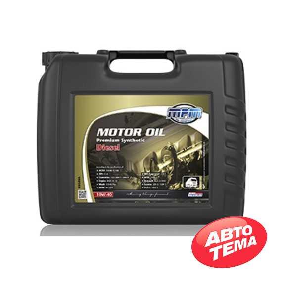 Моторное масло MPM Motor Oil Premium Synthetic Diesel - Интернет магазин резины и автотоваров Autotema.ua