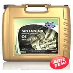 Моторное масло MPM Motor Oil Premium Synthetic C4 - Интернет магазин резины и автотоваров Autotema.ua