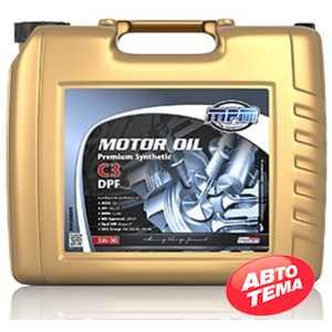 Купить Моторное масло MPM Motor Oil Premium Synthetic C3 5W-30 DPF (20л)