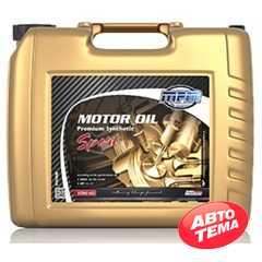 Моторное масло MPM Motor Oil Premium Synthetic Sport - Интернет магазин резины и автотоваров Autotema.ua