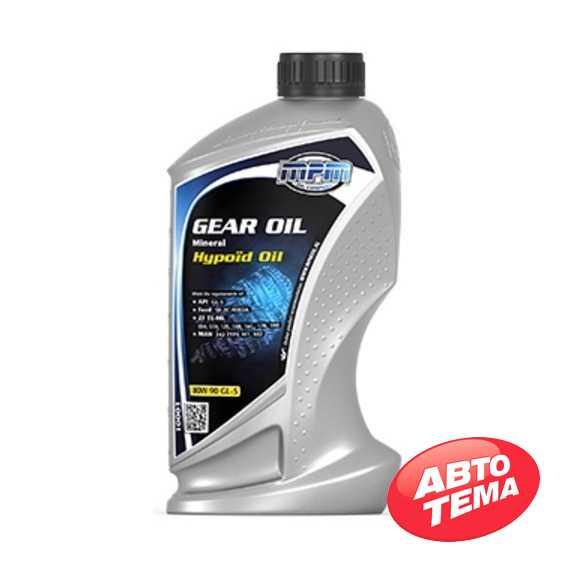 Трансмиссионное масло MPM Gear Oil Mineral Hypoid Oil - Интернет магазин резины и автотоваров Autotema.ua