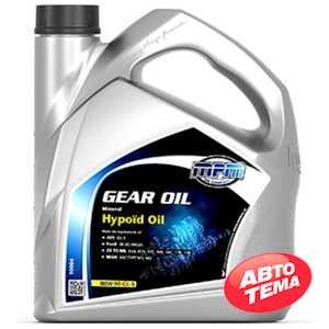 Купить Трансмиссионное масло MPM Gear Oil Mineral Hypoid Oil 80W-90 GL-5 (4л)