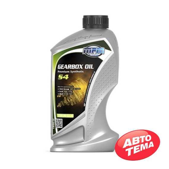 Трансмиссионное масло MPM Gearbox Oil Premium Synthetic S4 - Интернет магазин резины и автотоваров Autotema.ua
