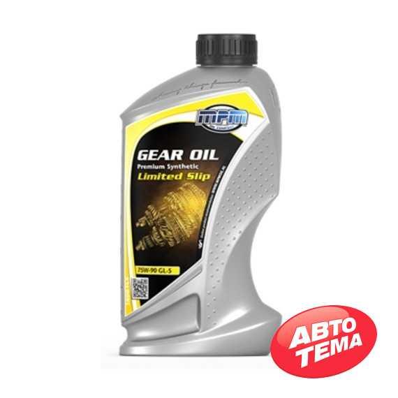 Трансмиссионное масло MPM Gearbox Oil Premium Synthetic Limit - Интернет магазин резины и автотоваров Autotema.ua