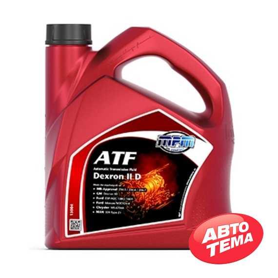 Трансмиссионное масло MPM ATF Automatic Transmission Fluid Dexron II-D - Интернет магазин резины и автотоваров Autotema.ua